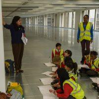 Open City Architecture in Schools 2017