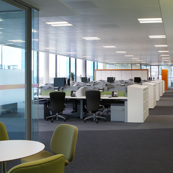 HSBC Ireland | LOM architecture and design