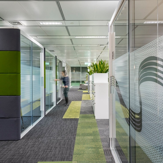 HSBC global workplace standards | LOM architecture and design