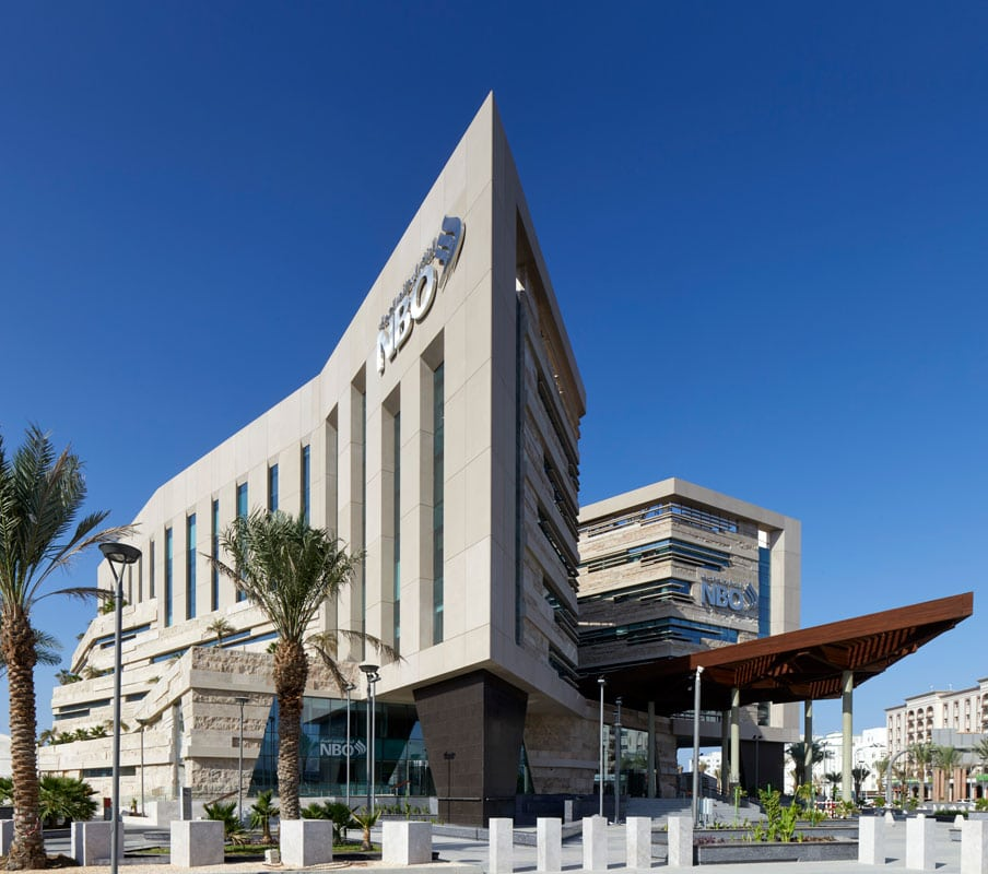 National bank of oman lom architecture and design for Architecture and design