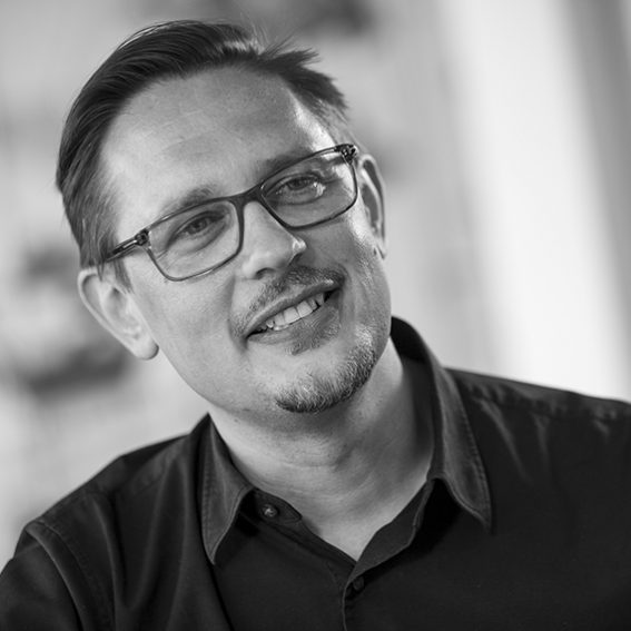 Simon Bird, director at LOM architecture and design