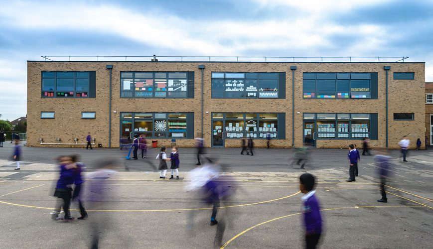 Harrow Primary Expansion