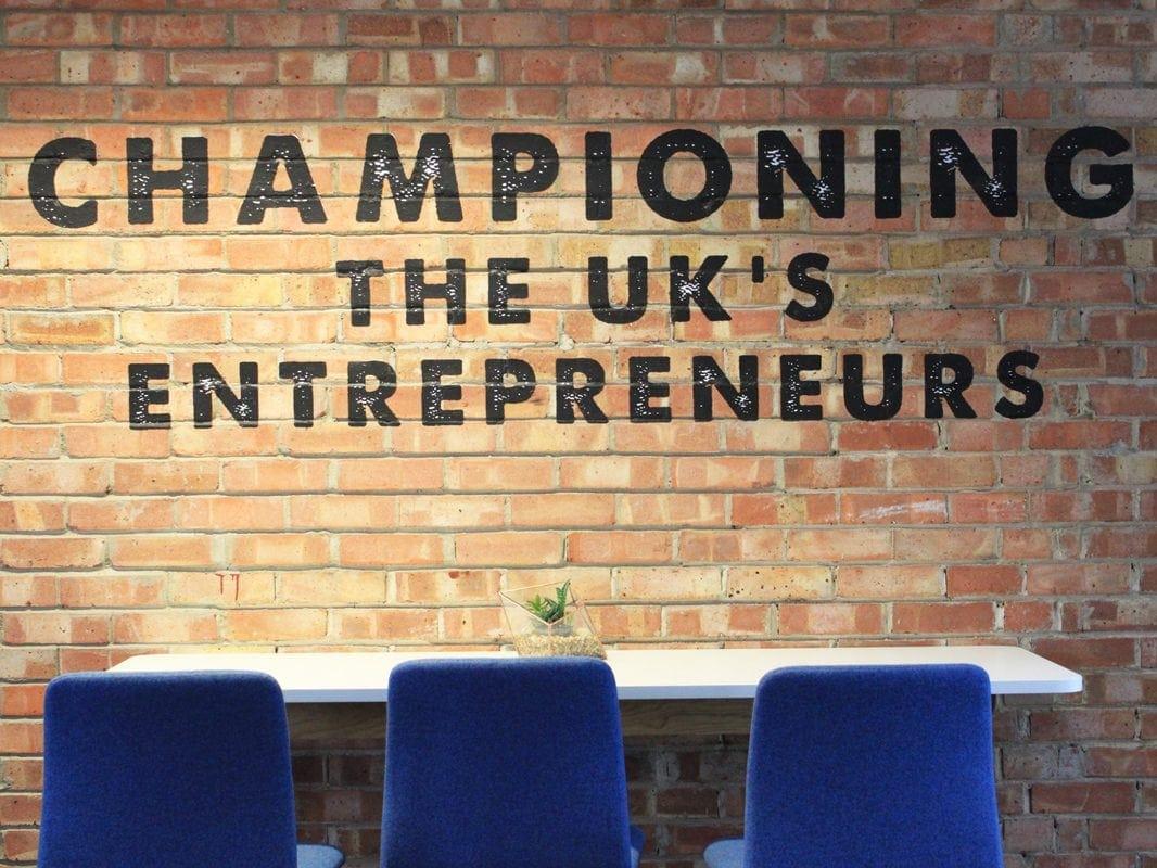 Entrepreneurial Spark incubator detail