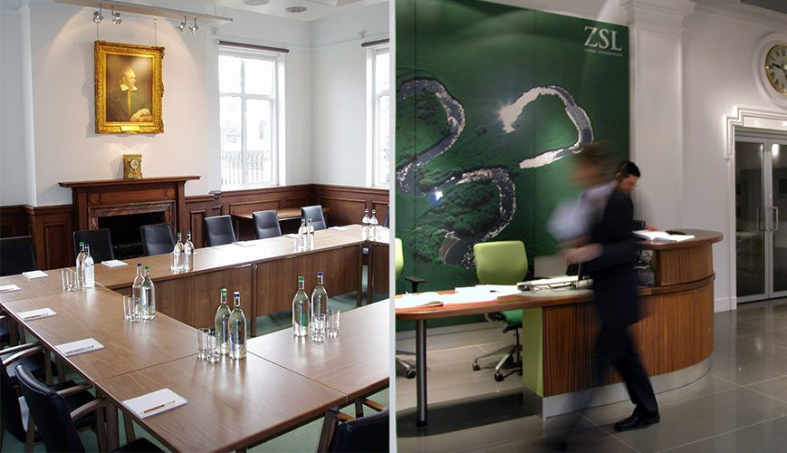 Zoological Society of London offices