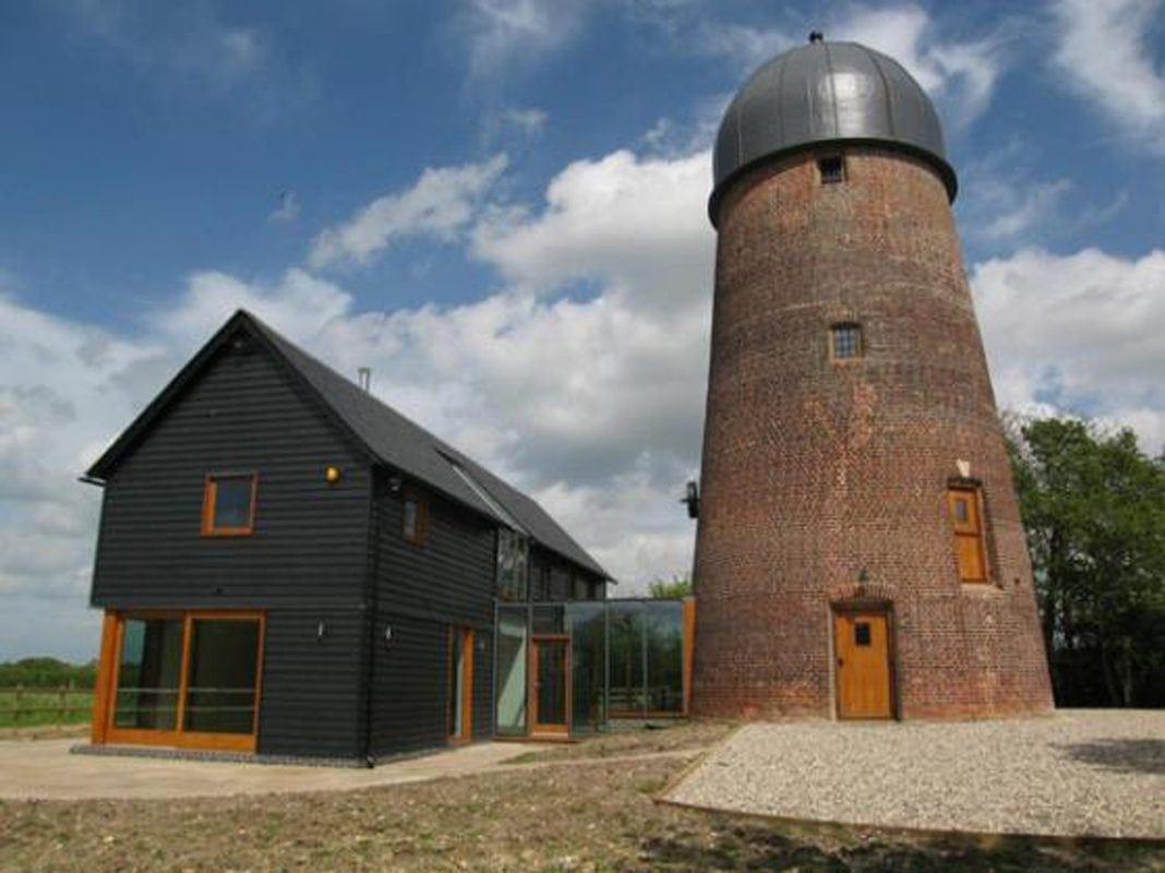 Gainsford Windmill residential conversion