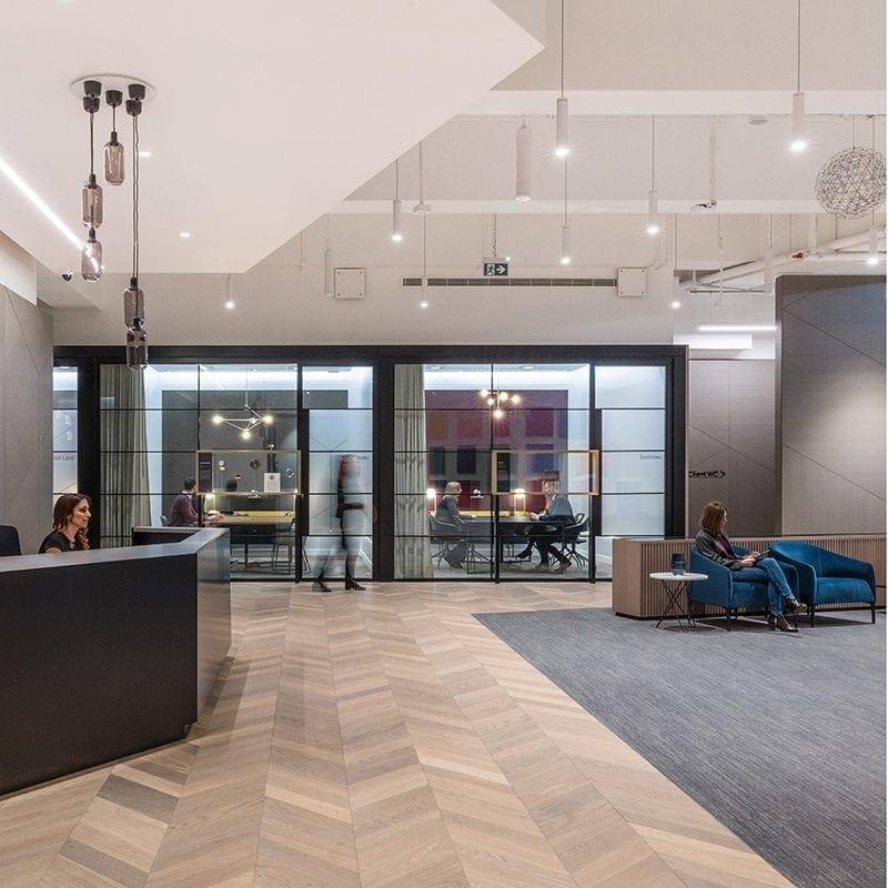 Executive meeting centre - reception